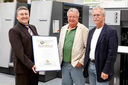 Zertifizierung Druckabteilung 05_2011 - Johannes-Gutenberg-Schule ...